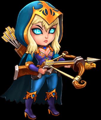 Hero Wars Artemis Glyphs